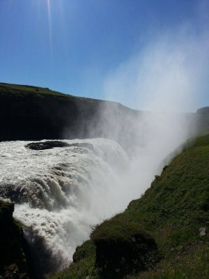 Gulfoss waterfall, Golden Circle