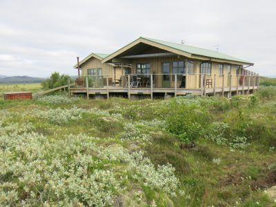 Lodge in Golden Circle, Iceland