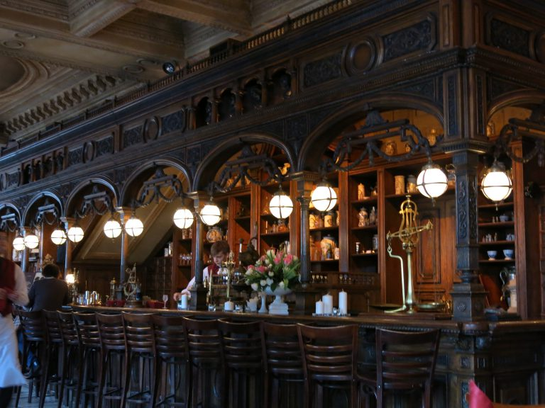Cafe Pushkin - Pharmacy bar