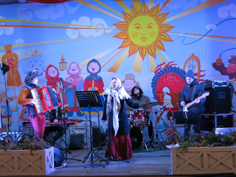 Russian Folk Band