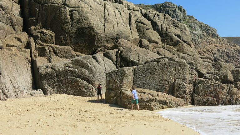 Porthcurno, St Ives pictures