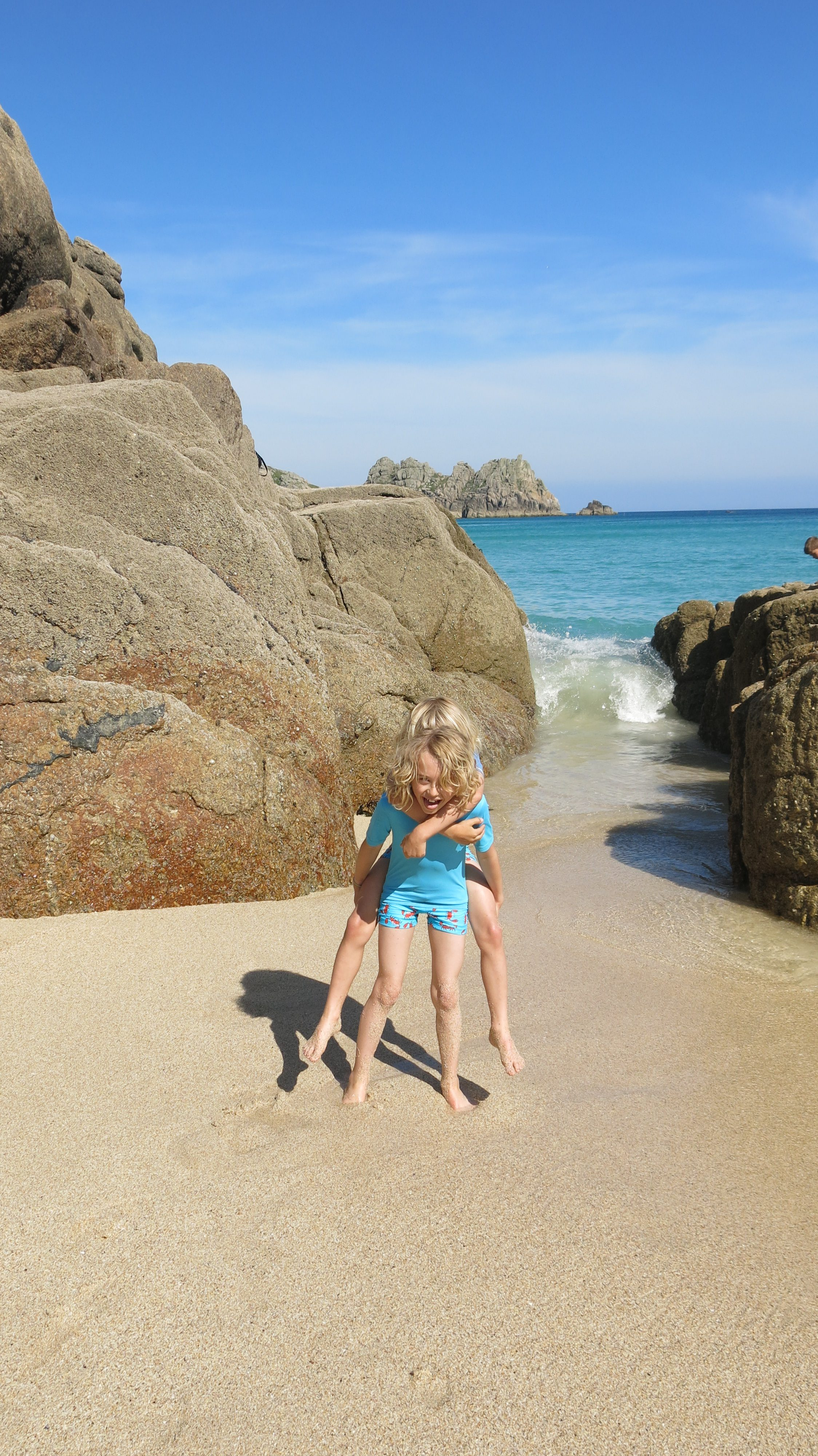 Porthcurno, Best beaches in UK