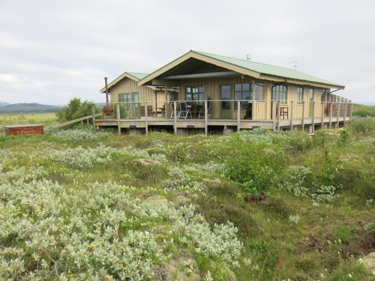 Lodge in Golden circle