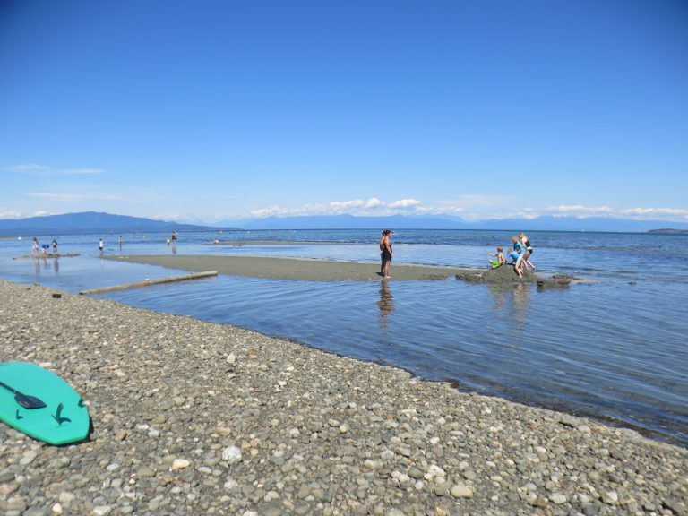 Rathtrevor Beach, things to do in Parksville