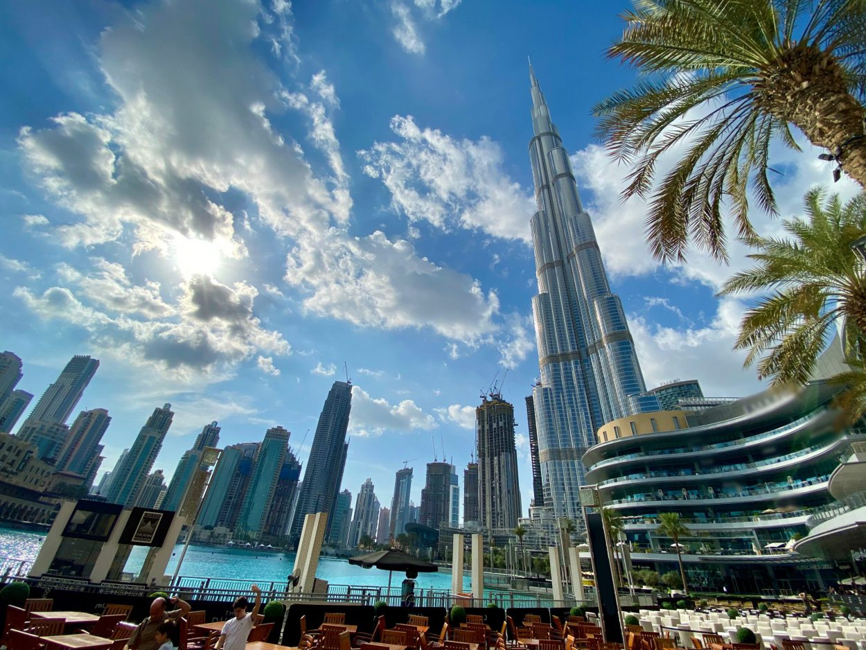 Dubai skyline, 10 things to do in Dubai with kids